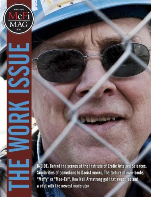 The Work Issue, July 2011