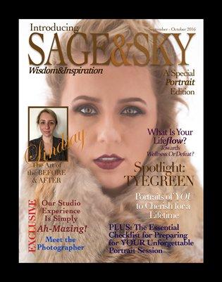 SAGE&SKY - A Shawna O'Brien Magazine - Portrait Edition - SS091016