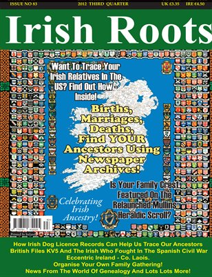 Irish Roots Issue No 83
