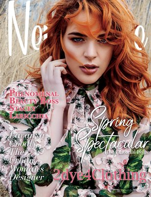 New Face Fashion Magazine - Issue 27, March '19