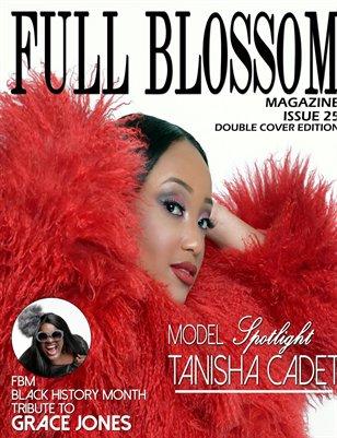 Full Blossom Magazine Issue 25- TANISHA CADET