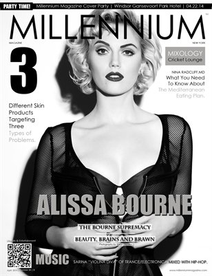 MILLENNIUM MAGAZINE COVER PARTY | WINDSOR GANSEVOORT PARK HOTEL