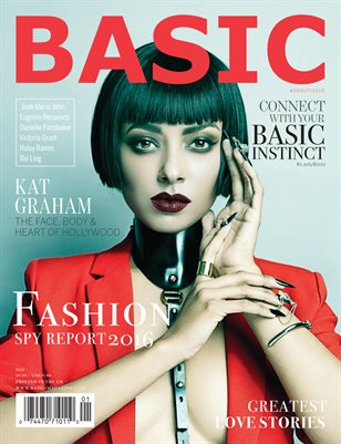 BASIC - Instinct Issue (Cover 2)