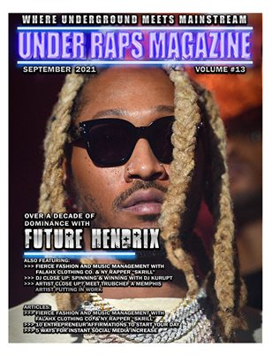 OVER A DECADE OF DOMINANCE WITH FUTURE HENDRIX