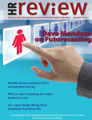 HRreview Special Edition - Innovation in Recruitment and RPO