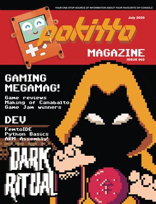 Pokitto Magazine 002