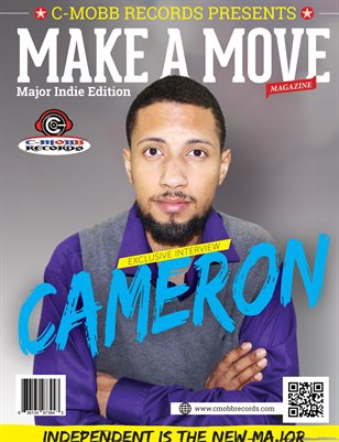 Make A Move Magazine | Major Indie Edition 2
