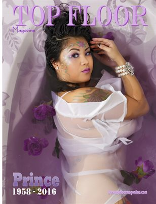 Top Floor Magazine May 2016 Purple Issue 2