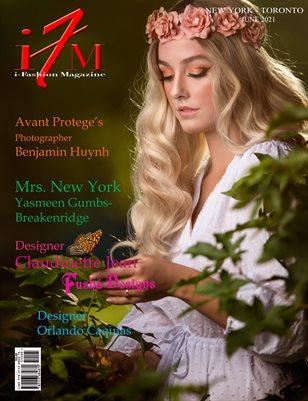 i-Fashion Magazine - June