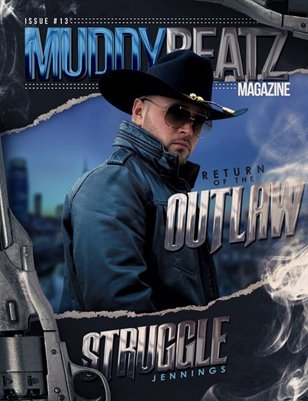 Muddy Beatz Magazine #13 Struggle/LOS Ghost