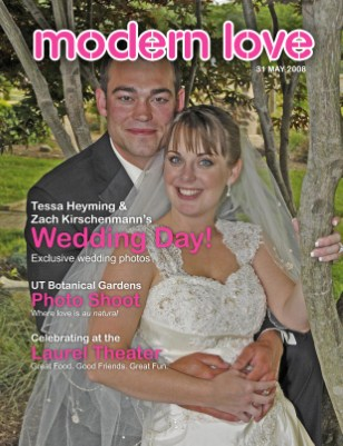 Modern Love Memory Magazine