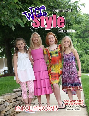 Wee Style Magazine 2014 Summer issue