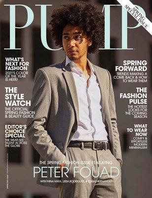 PUMP Magazine The Fashion Pulse Edition Vol.3 March 2021