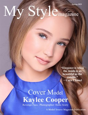 My Style Magazine Spring 2021
