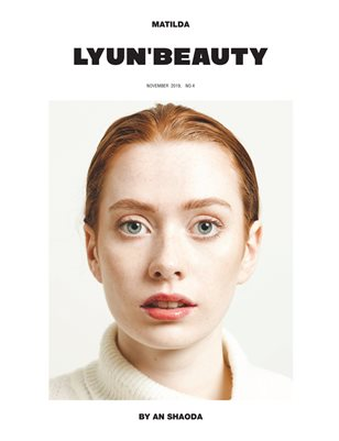 LYUN BEAUTY ISSUE No.4 (VOL No.2) C1