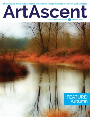ArtAscent V33 Autumn October 2018