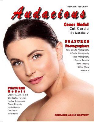 Audacious Magazine Iss #5 Spring September 2017