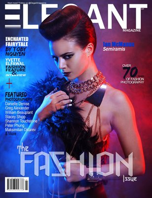 The Fashion Issue #1 (October 2013
