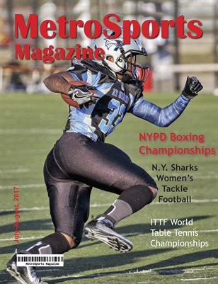 MetroSports Magazine July-August 2017 NYS