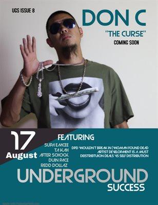 Underground Success Issue 8