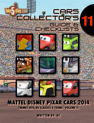 Themes 2014 CARS Yearbook: Complete Visual Checklist & Guide