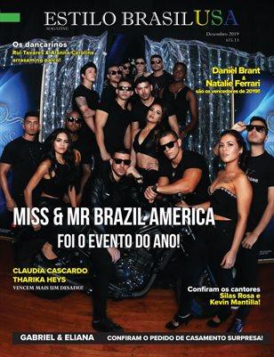 Miss & Mister Brazil USA 2019