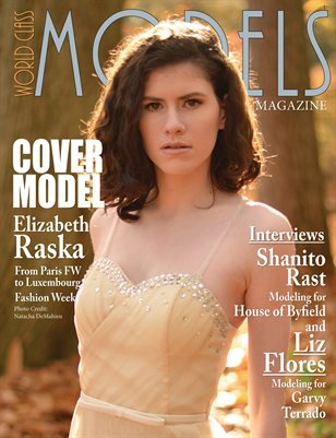 World Class Models Magazine with Elizabeth Raska