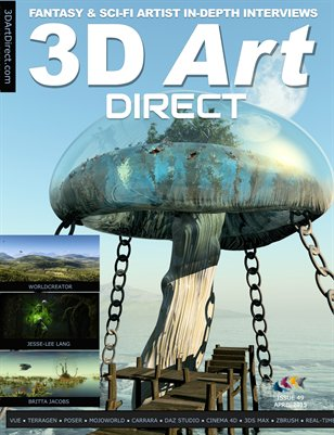 3D Art Direct Issue 49