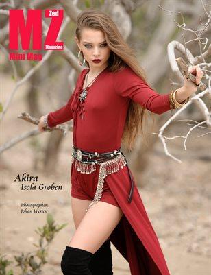 Akira Isola Groben...MZ Mini Mag