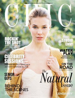 CHIC Magazine | Issue 10 | The Natural Issue