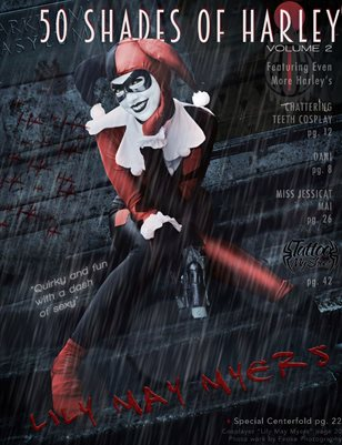 50 Shades of Harley - Volume 2 - Special Lily May Myers Cover
