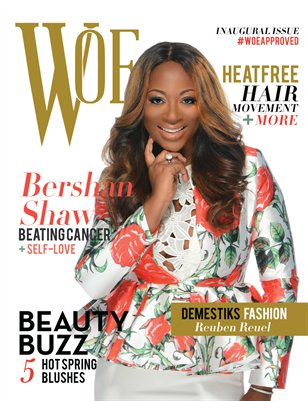 WOE Preview Issue