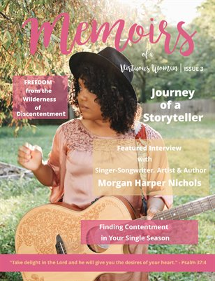 Memoirs of a Virtuous Woman | Issue Three