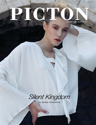 Picton Magazine FEBRUARY 2019 N41 Cover 2