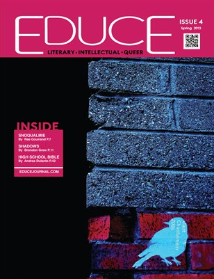 Educe: Issue 4-Spring 2013