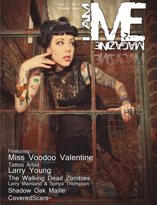I Am Me Magazine - Volume 1 Premier Edition
