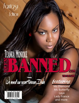 BeenBanned.com The Magazine Issue #6 Fantasy Edition