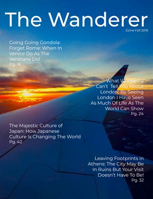 The Wanderer Magazine