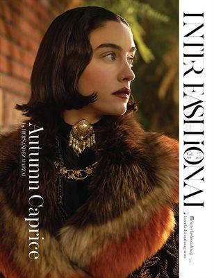 Interfashional Magazine April 2021 Vol.7 Cover 2