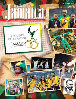 Home Sweet Jamaica - December Issue