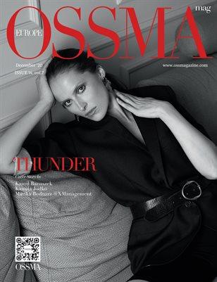 OSSMA Magazine EUROPE ISSUE14, vol7