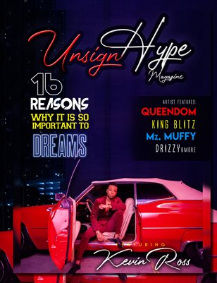 UnsignHype Magazine - Issue 02