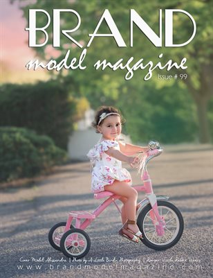 Brand Model Magazine  Issue # 99