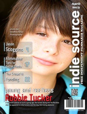 Indie Source Magazine April 2013 Issue