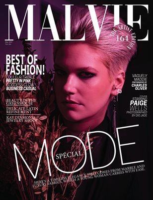 MALVIE Magazine The Artist Edition Vol 164 March 2021