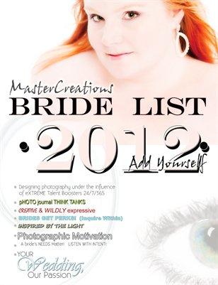 MCP Wedding Brochure 2012