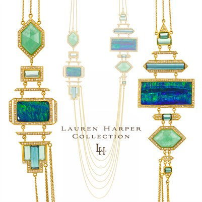 Lauren Harper Collection | 2014