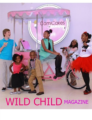 Wild Child Magazine October 2015/ Festival of Fashion