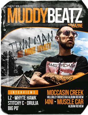 Muddy Beatz Magazine Issue #9 Tinnman