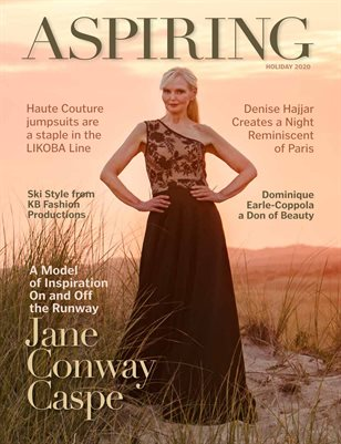 Holiday Issue 2020 - Jane Conway Caspe